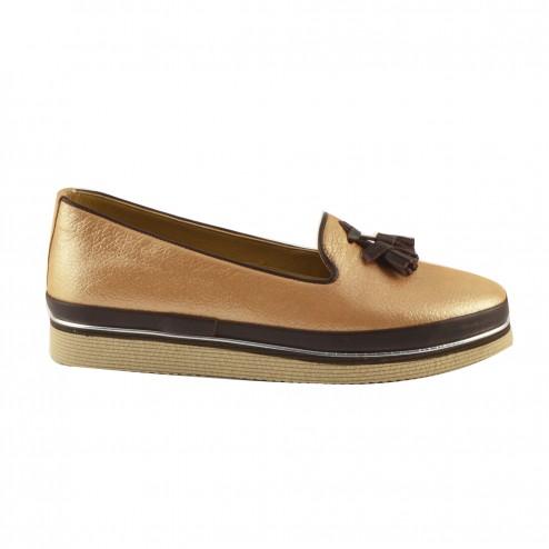 Pantofi dama 013gold