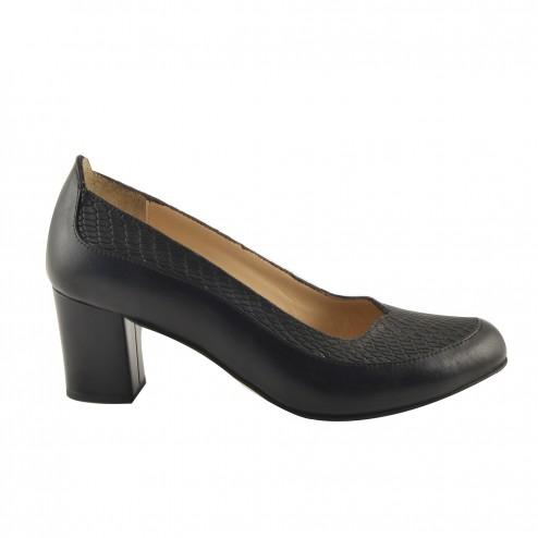 Pantofi dama 05black