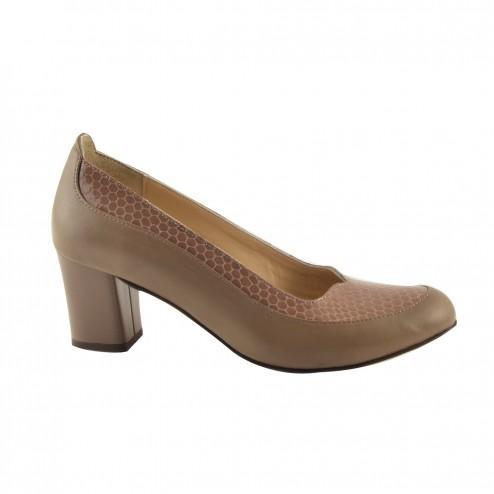Pantofi dama 05bej
