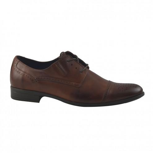 Pantofi barbati Tapi, H-5158, Maro