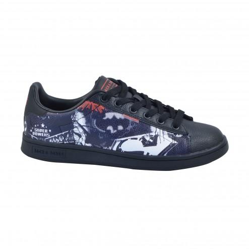 Pantofi sport barbati Jack&Jones, 12112039, Negru