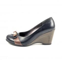 Pantofi dama Rinascenti, 004-64, Negru