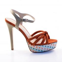 Sandale dama Paris Hilton 00461