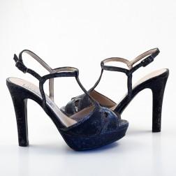 Sandale dama Albano 4383 Nero