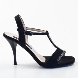 Sandale dama Albano 4873 Nero