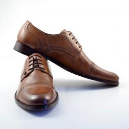 Pantofi Barbat Otto Kern 90448 brown