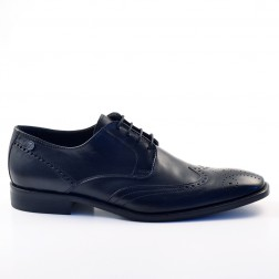 Pantofi Barbat Otto Kern 90458 black
