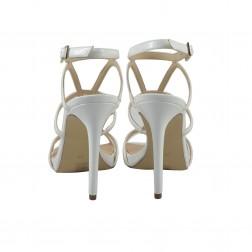 Sandale dama Guess, FLAE22PAF03, Alb