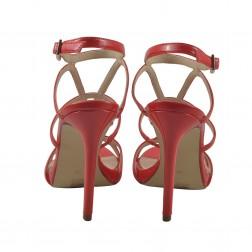 Sandale dama Guess, FLAE22PAF03, Rosu