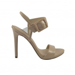 Sandale dama Guess, FLAB22PAF03, Bej