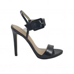 Sandale dama Guess, FLAB22PAF03, Negru