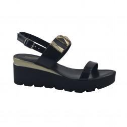 Sandale dama Cerutti, 17710, Negru