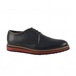 Pantofi barbati Rinascenti, 505, Negru