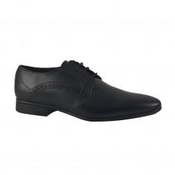 Pantofi barbati Rinascenti, 162501, Negru