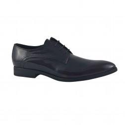 Pantofi barbati Rinascenti, 162505, Bordo