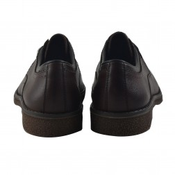 Pantofi barbati Rieker, 13820-25, Maro
