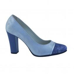 Pantofi dama Clarette, 386, Gri