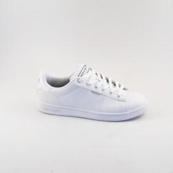Pantofi sport barbati Jack&Jones din piele ecologica, Alb