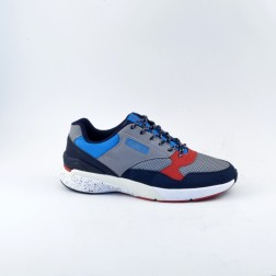 Pantofi sport barbati din material textil, Jack&Jones, Multicolor