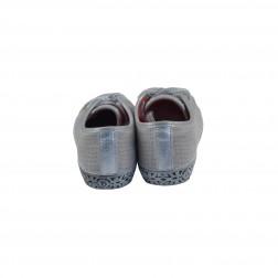 Pantof dama CafeNoir, din piele naturala, Bej