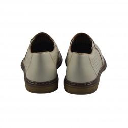 Pantofi barbati Rieker, 13486-60, Bej