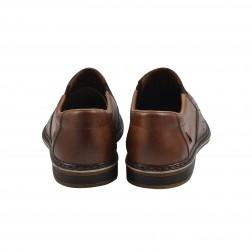 Pantofi barbati Rieker, B1767-25, Maro