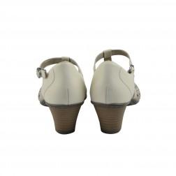 Pantofi dama Rieker, 45066-80, Bej