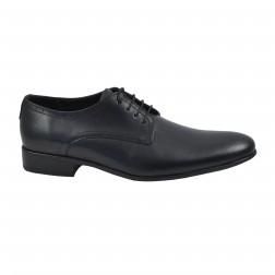 Pantofi barbati Rinascenti, 512, Negru