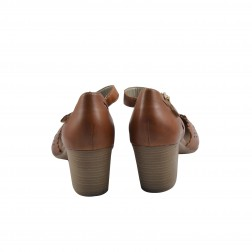 Pantofi dama Remonte, D0802-22, Maro
