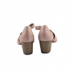 Pantofi dama Remonte, D0802-31, Roz