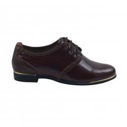 Pantofi dama Dyany, 602, Maro