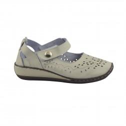 Pantofi dama Topway, B723014, Bej