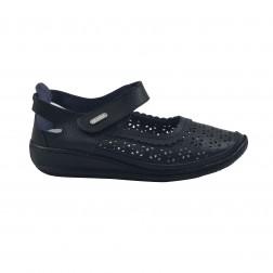 Pantofi dama Topway, B723024, Negru