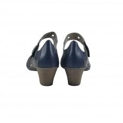 Pantofi dama Rieker, 45064-14, Albastru