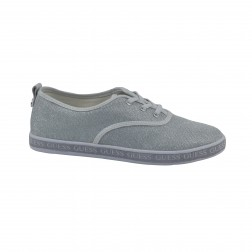 Pantofi sport dama Guess, FLLID2-FAM12, Argintiu