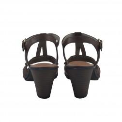 Sandale dama Rieker, 64178-60, Maro