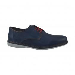 Pantofi barbati Rieker, 14826-14, Albastru