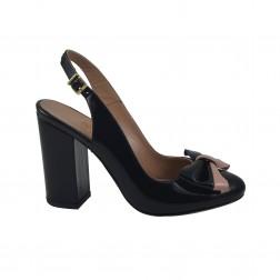Pantofi dama Rinascenti, 105, Negru