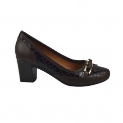 Pantofi dama Rinascenti, 071, Maro