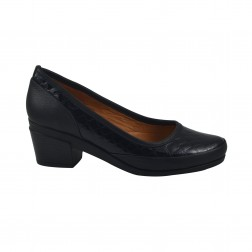 Pantofi dama Rinascenti, 13, Negru