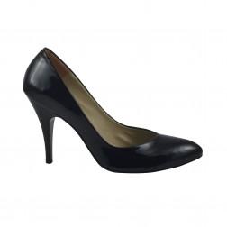 Pantofi dama Rinascenti, 6014, Negru