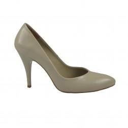 Pantofi dama Rinascenti, 6014, Bej