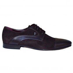 Pantofi Barbat Valentino 14324 Brown