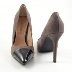 Pantofi Dama Cafe Noir GF808