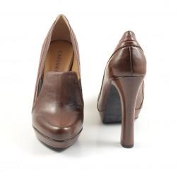 Pantofi Dama Cafe Noir HL052 Maro